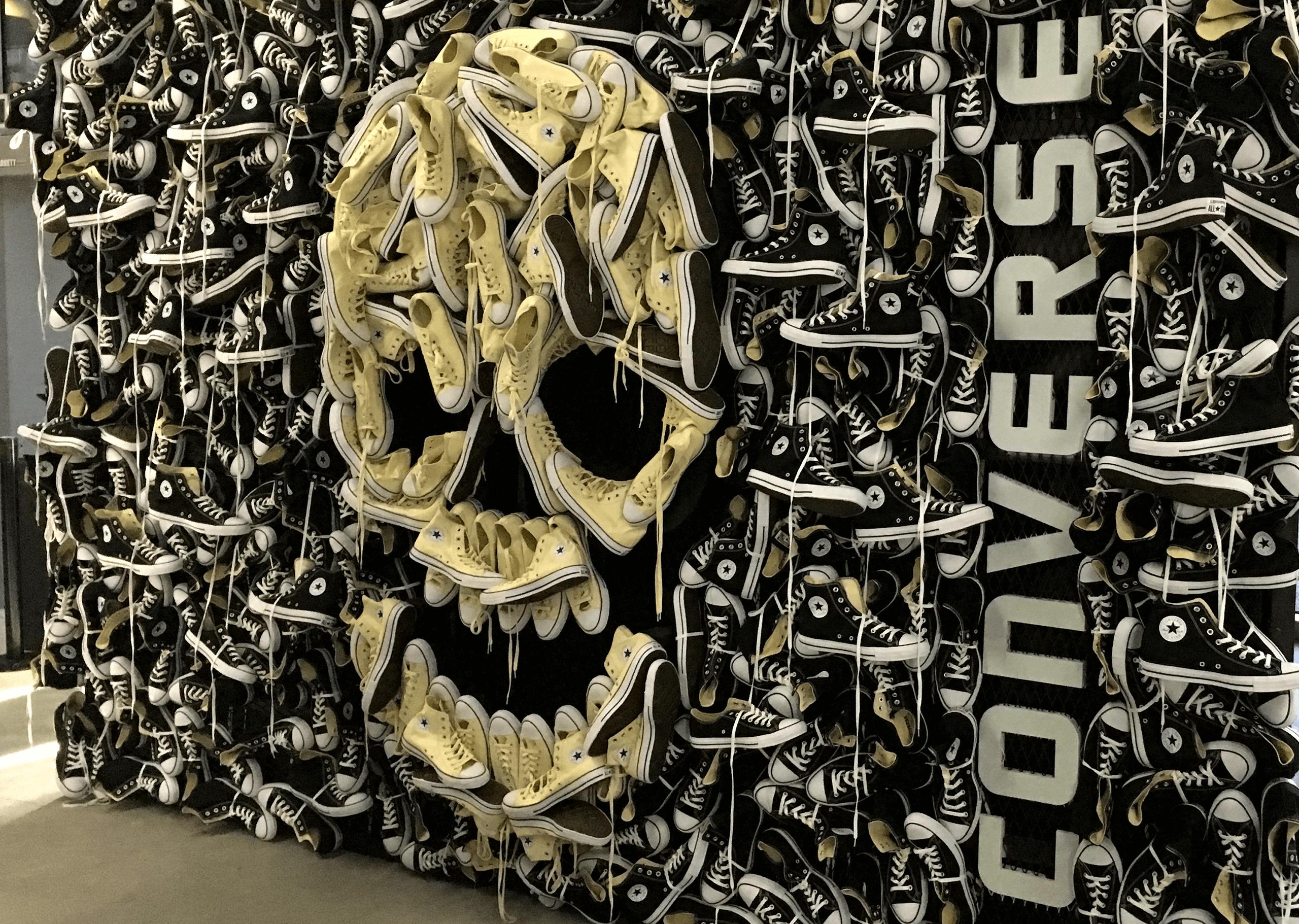 VW Arena Converse